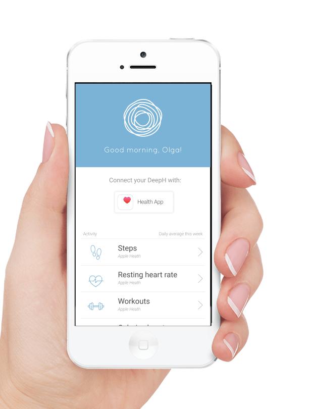 DeepH Mobile App